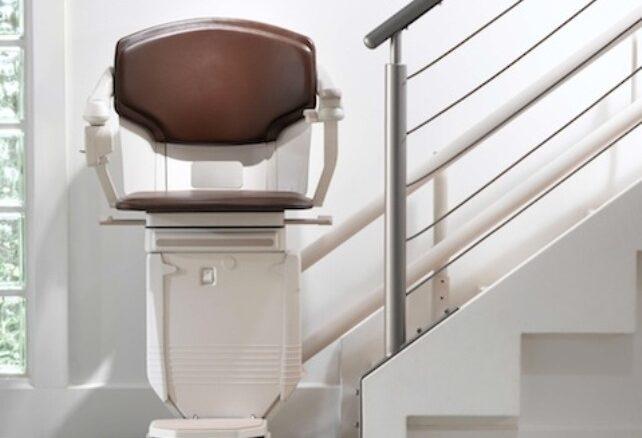 Monte-escaliers Un excellent moyen de vous déplacer confortablement